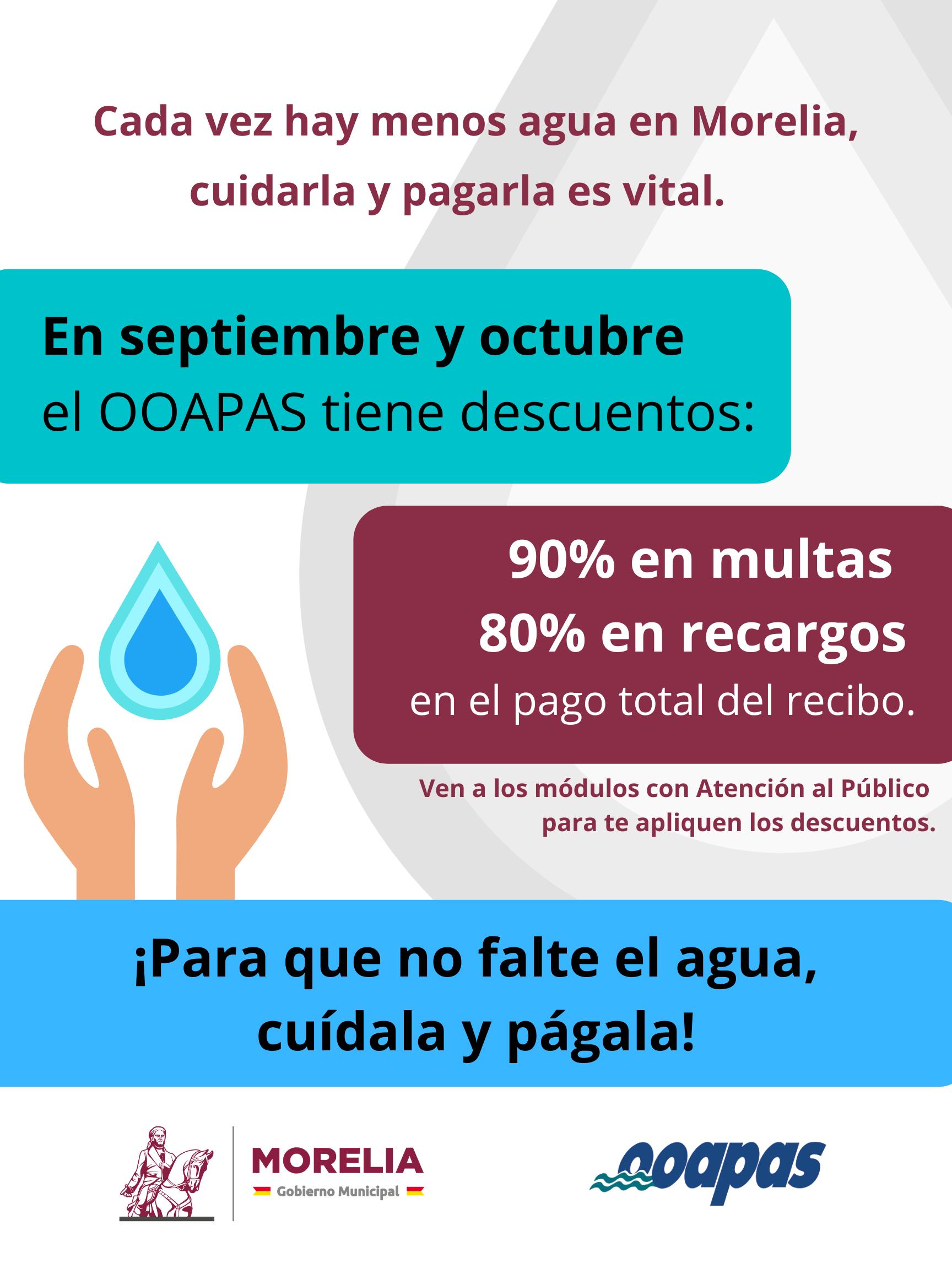 Descuentos OOAPAS_cartel